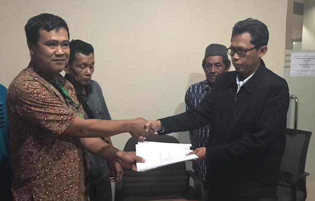 Perusahaan Sawit di Pulau Laut Dilaporkan ke Kementerian LHK