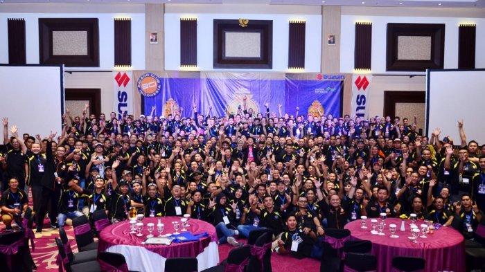 Cara Baleno Club Tangerang Menjaga Keguyuban Antaranggota