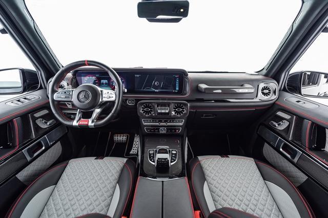 Paket Modifikasi Brabus Untuk All-new Mercedes Benz G63 AMG