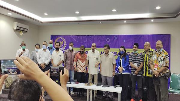 KKB Dilabeli Teroris, Forum Senior Papua Bereaksi Begini
