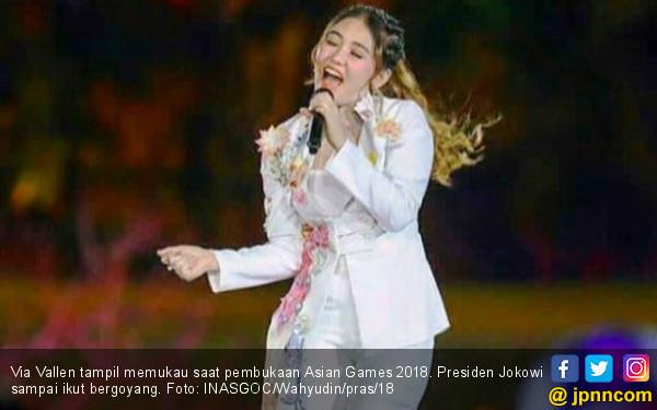Ini Alasan Para Penyanyi Opening Asian Games Diminta Lipsync