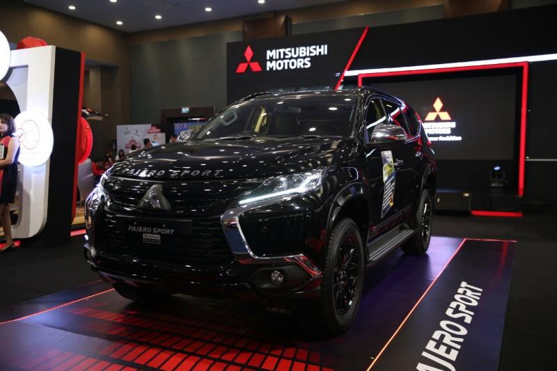 Edisi Kedua Mitsubishi Pajero Sport Rockford Fosgate Black Dirilis, Simak Kebaruannya
