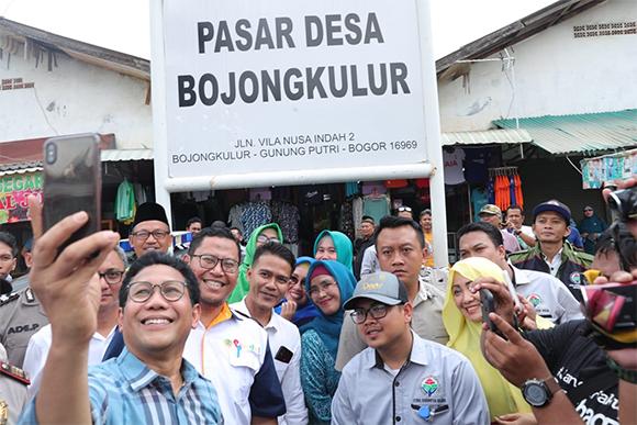 Mendes Abdul Halim Iskandar Sebut Bojongkulur Embrio Desa Surga