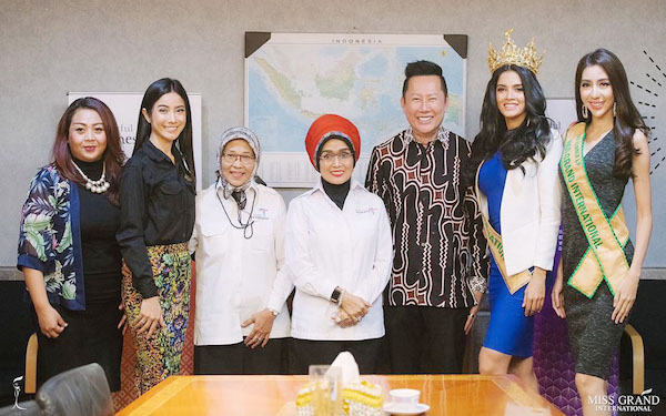Clara Sosa Penasaran dengan Kuliner Indonesia
