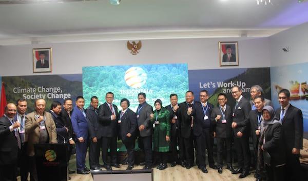 Indonesia Komitmen Dalam Mengatasi Dampak Perubahan Iklim