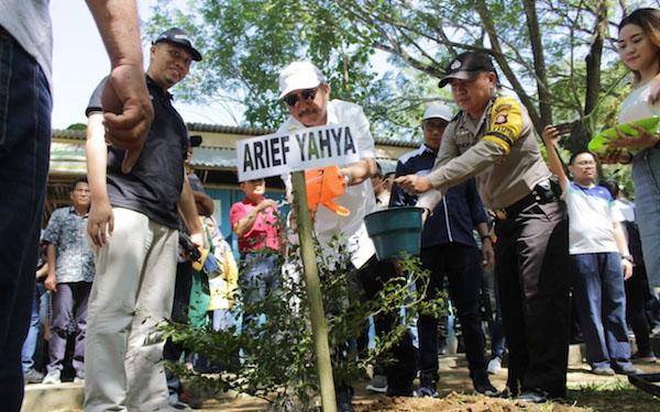Ingin Kembangkan Lombongo, Gorontalo Harus Jadikan Manado Hub
