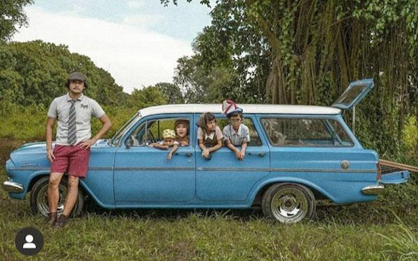 Inilah Deretan Mobil Klasik Kesukaan Dwi Sasono, Bikin Iri