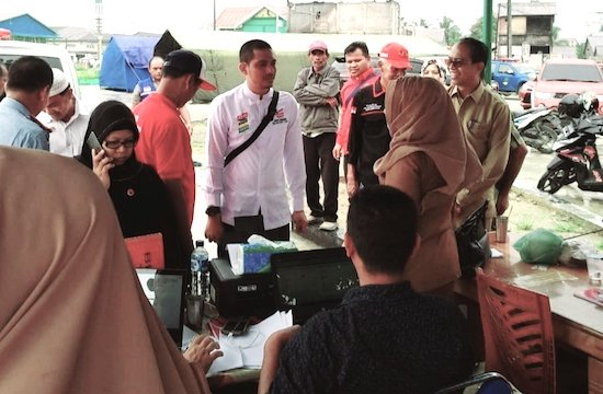 Semoga Warga Korban Kebakaran di Simeulue Jadi Perhatian Presiden Jokowi