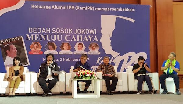 Siti Nurbaya: Kebijakan Jokowi soal Infrastruktur Demi Ketahanan Wilayah