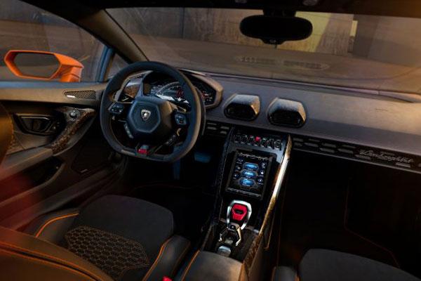 Bawa Fitur Baru, Lamborghini Huracan Evo Berbanderol Rp 2 M