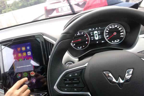 Test Drive Wuling Almaz: Eksplorasi Sistem Multimedia dan Kepraktisan Kabin (Hari ke-2)