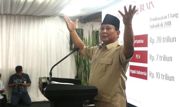 Prabowo Seorang Pejuang, Petempur, Suka Tantangan