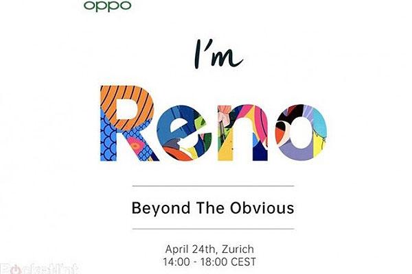 Oppo Reno Segera Melantai, Catat Tanggalnya!