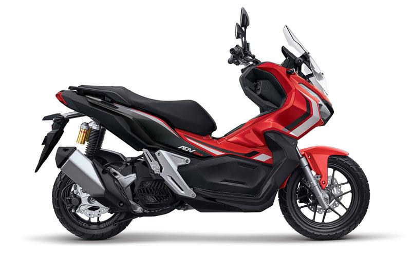 Skutik Honda ADV150 Resmi Dirilis, Ini Harga Resminya