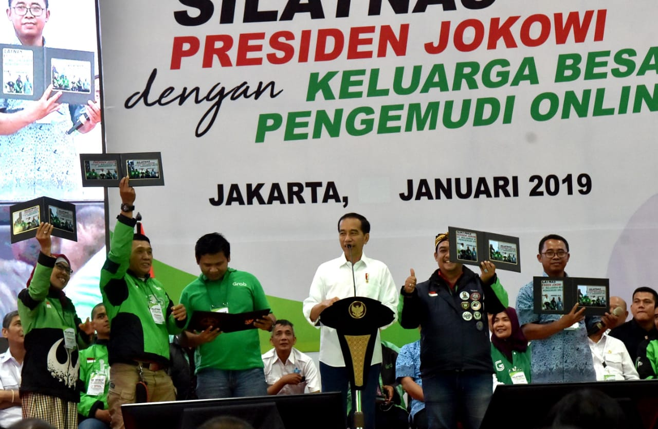 Mulyono Kenang Momen Jadi Driver Pertama Go-Jek pada Jokowi