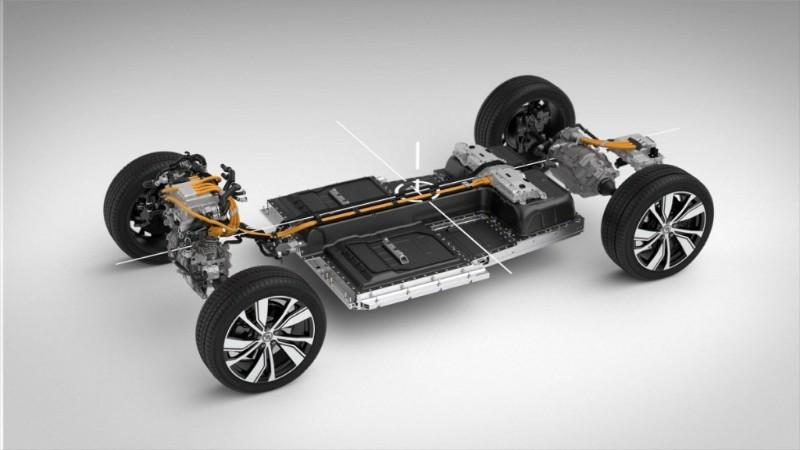 XC40 Recharge Menandai Ekspansi Volvo di Pasar Mobil Listrik
