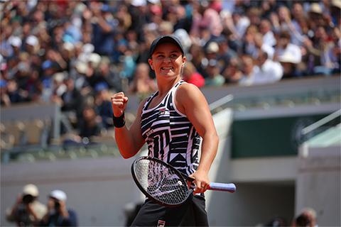 46 Tahun Puasa Australia Berakhir, Ashleigh Barty Juara Roland Garros 2019