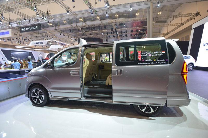 Nikmati Kemewahan Hyundai H-1 Royale Limited Edition di GIIAS 2019