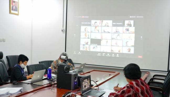 Menteri Siti: Pemda Berperan Penting Mengatasi Perubahan Iklim