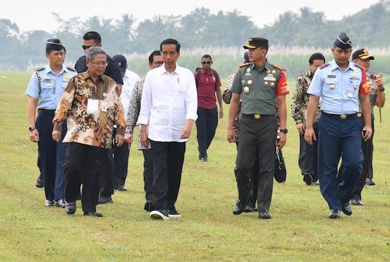 Jokowi Resmikan Pengembangan Bandara Soedirman Purbalingga