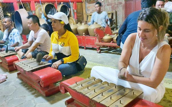Candi Borobudur dan Desa Candirejo Bikin Famtrip Timor Leste Happy Ending