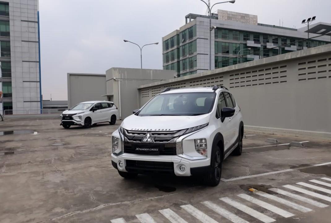 Dua Mitsubishi Xpander Edisi Khusus Mengaspal, Berikut Detailnya