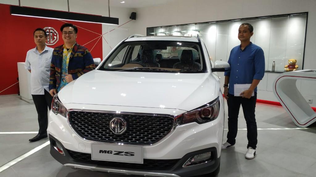 MG Motor Resmikan Dealer Virtual, Pertama di Indonesia