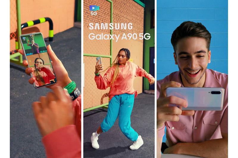 Calon Hp Samsung 5G Bakal Ditawarkan dengan Harga Terjangkau
