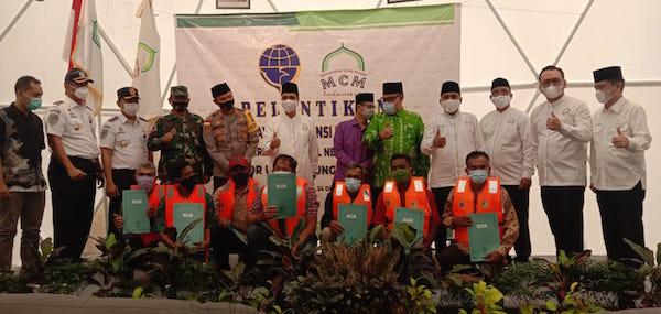 Pesan Wishnu Dewanto Saat Melantik Pengurus MCMI Kepulauan Riau