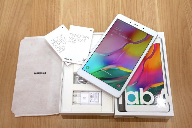 Samsung Merilis Galaxy Tab A Berukuran 8 Inci, Harganya Hampir Rp 2 Juta