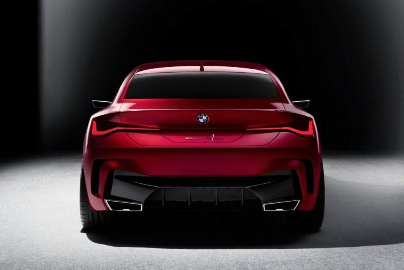 BMW Concept 4, Cerminan Strategi Masa Depan