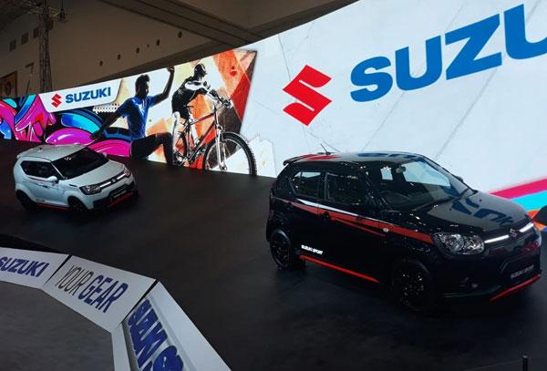 GIIAS 2018: Suzuki Sport Perkuat 3 Produk Andalan SIS