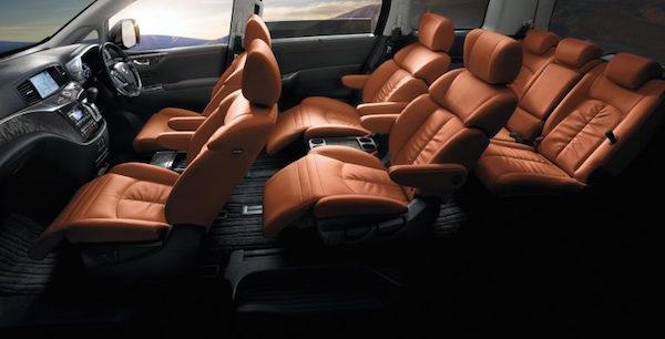 Nissan Elgrand Highway Star Jet Black Urban Siap Tantang Toyota Alphard