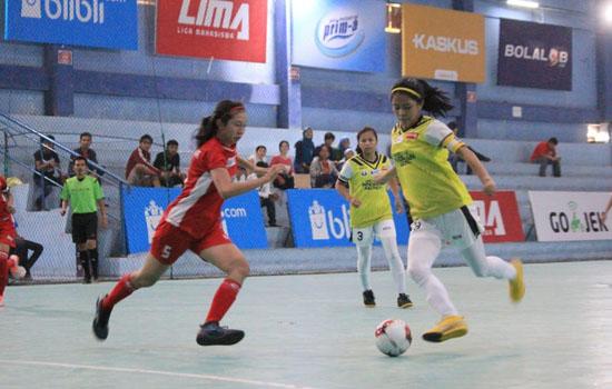 Unpad dan UPI Juara LIMA Futsal West Java Conference 2018