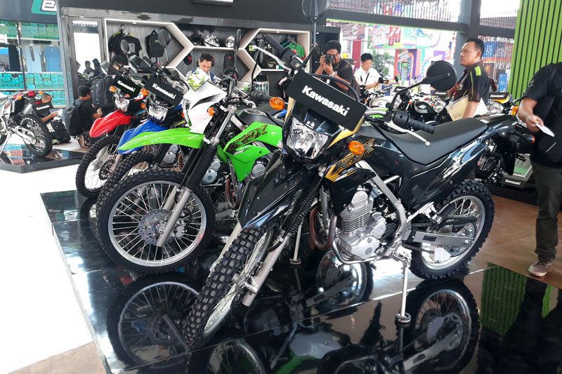 Kawasaki Merilis Motor Dual Purpose KLX 230 Cc, Harga Mulai Rp 40 Jutaan