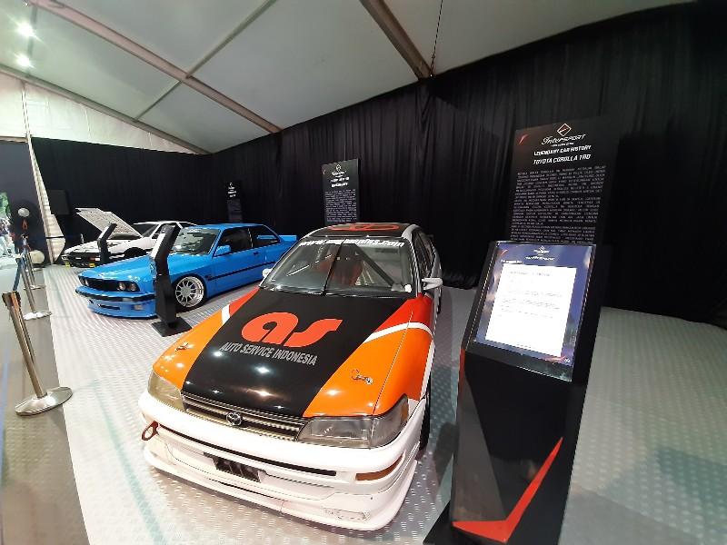 Mobil-Mobil Legendaris Ikut Mejeng di Intersport Auto Show 2019