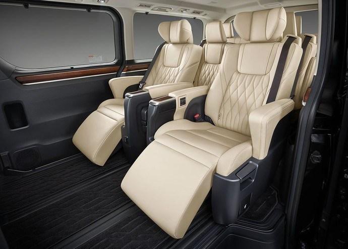 Toyota Majesty Gedor Segmen Luxury MPV Berbanderol Lebih Murah dari Alphard