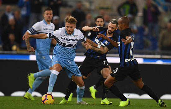 Hancurkan Lazio, Inter Milan Cetak Rekor Mengerikan