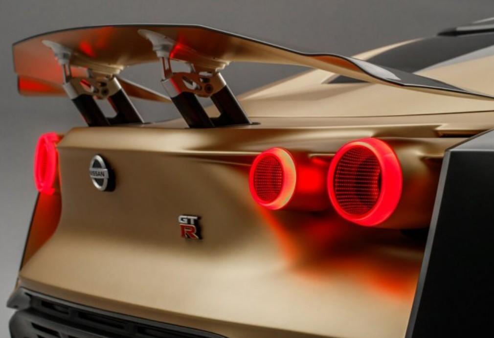 Paket Spesial Italdesign di Nissan GT-R50, Hanya 50 Unit di Dunia