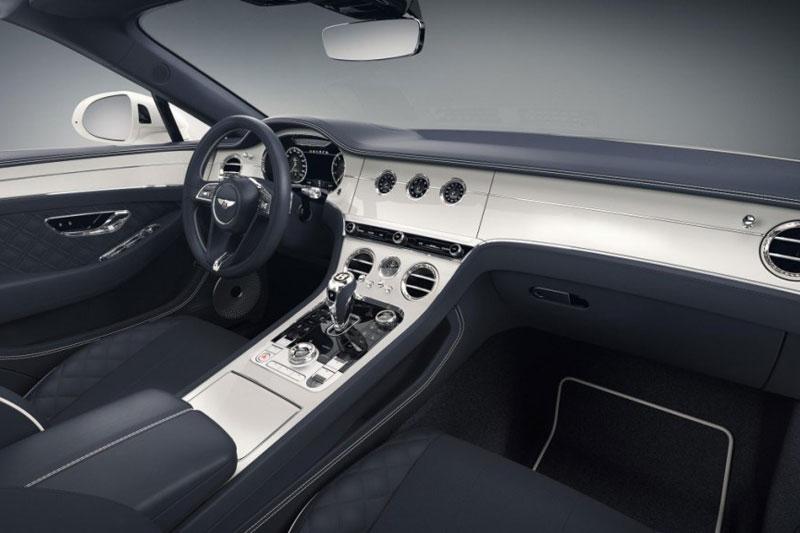 Continental GT Convertible Bavaria, Kado Mulliner untuk Bentley Jerman