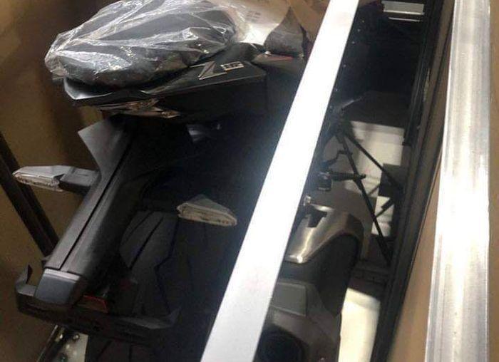Akhirnya Bocor Sosok Naked Bike Supercharger Besutan Kawasaki