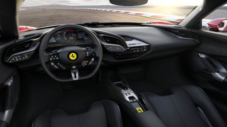SF90 Stradale Membuka Era Baru Ferrari di Industri Mobil Listrik