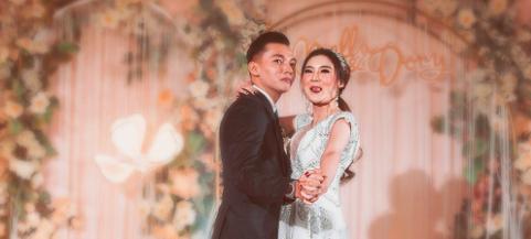 Intip Potret Pernikahan Nella Kharisma dan Dory Harsa
