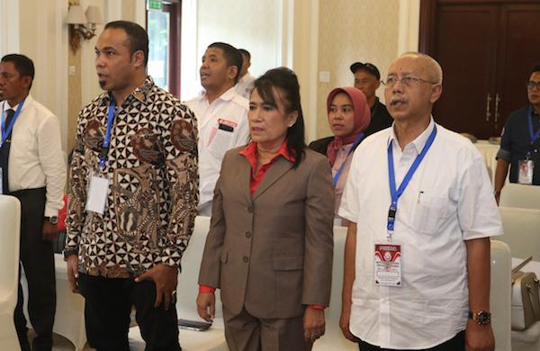 Ardy Mbalembout Kembali Pimpin DPD KAI DKI Jakarta