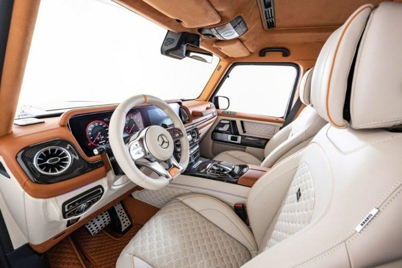 Brabus Sulap Mercedes-AMG G63 Kian Beringas, Harganya Hampir Rp 10 Miliar