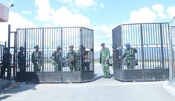 Bandara di Palu Mulai Beroperasi, Prioritas Buat Pesawat TNI