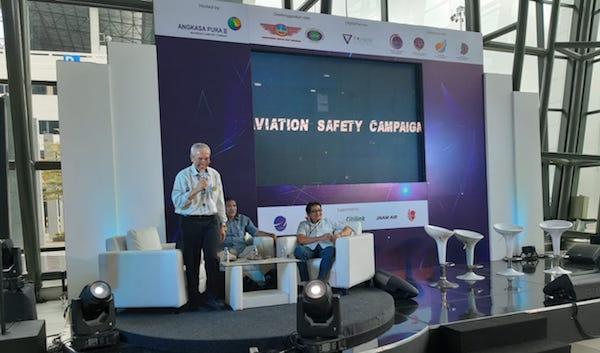 Perhimpunan Profesi Pilot Terus Kampanyekan Keselamatan Penerbangan di Indonesia