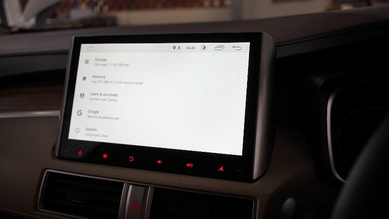 Head Unit Baru Khusus Mitsubishi Xpander Dibanderol Rp 6 Juta, Telisik Spesifikasinya