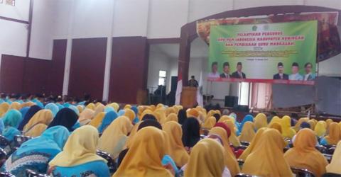 Perkumpulan Guru Madrasah Dukung Jokowi - Ma'ruf, Kenapa?