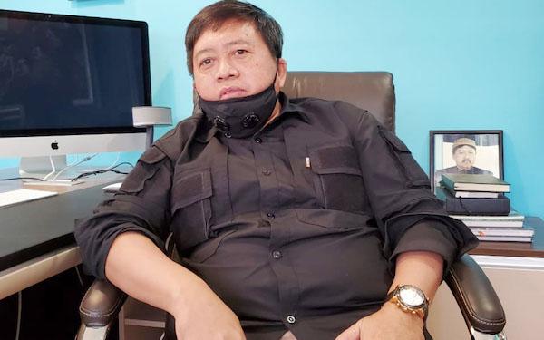 Digugat Syakir Daulay, Bos Proaktif: Ngawur
